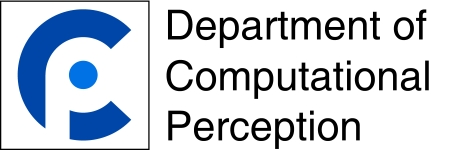 Department of Computational Perception